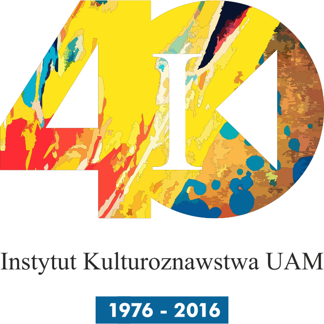 instytut kulturoznawstwa uam - jubileusz
