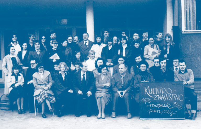 Instytut Kulturoznawstwa UAM - pierwszy rocznik 1973