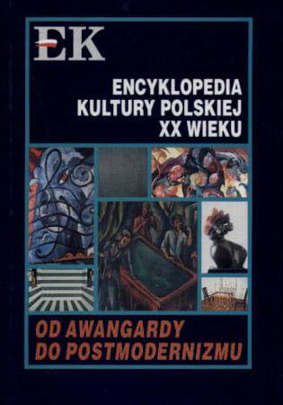 Od awangardy do postmodernizmu - Kulturoznawstwo UAM