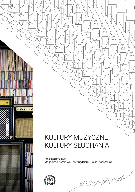 Kultury muzyczne - kultury słuchania (SK2/2020) - Kulturoznawstwo UAM