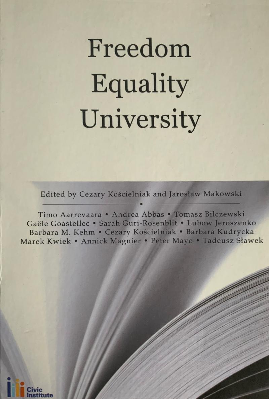 Freedom Equality University - Kulturoznawstwo UAM